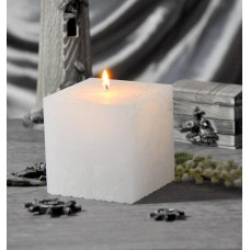 Свеча растикальная квадрат 95*100 S607