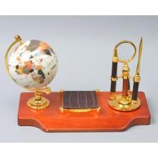 Офисный аксессуар с глобусом H0391