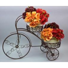 """Подставка под цветы """"Велосипед"""" HX040"""