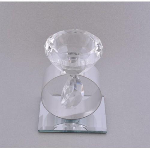 Подсвечник стекло SH029