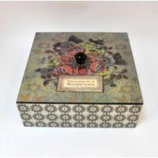 Коробка деревянная SZ241