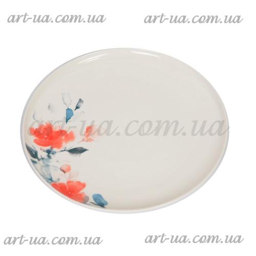"Блюдо ""Flowers"" 26см TR060"