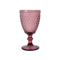 "Бокал стекло ""Rhombus small"" фиолетовый VB709"