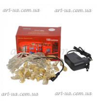 Светодиодная гирлянда шторка LED 400 GR102