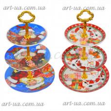 Подставка для пирожных-фруктовница NG064