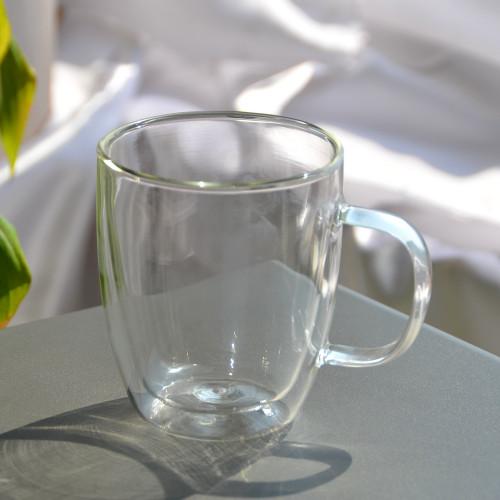 Чашка с двойными стенками 350 мл ST001