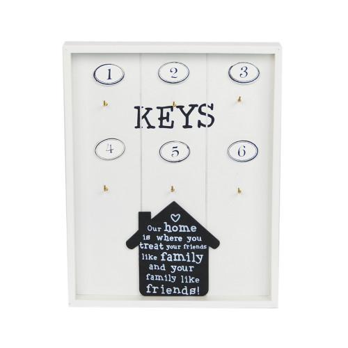 """Ключница настенная """"House"""" открытая PR150"""