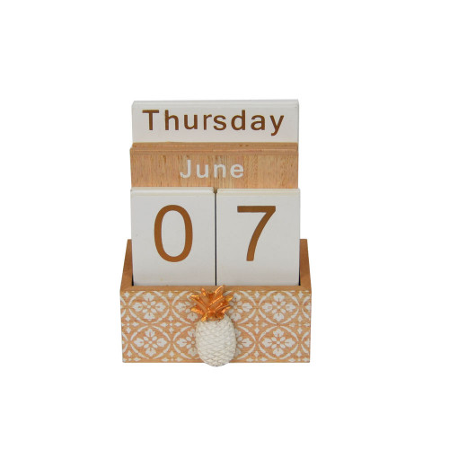 "Вечный календарь ""Pineapple"" PR733"
