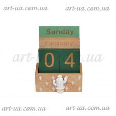"""Вечный календарь """"Cactus"""" PR774"""