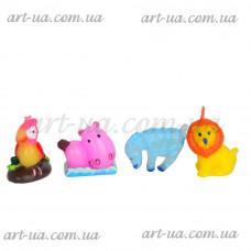 """Свеча для торта """"Зоопарк"""" G156"""