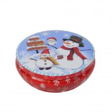 """Коробка для подарков """"Новогодняя"""" 4.5*12 см CF781"""