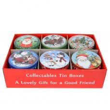 """Коробка для подарков """"Новогодняя"""" 4.5*10.5 см CF782"""