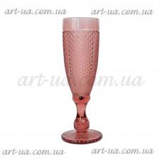 """Бокал под шампанское """"Versailles"""" фиолетовый VB828"""