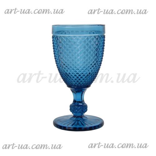 """Бокал стекло """"Orleans"""" синий 250мл VB830"""