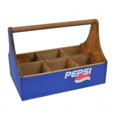 """Бокс с разделителями """"Pepsi"""" PR687"""