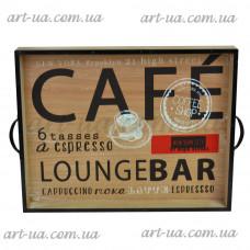 "Поднос ""Cafe"" PR080"