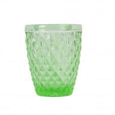 """*Стакан """"Rhombus small"""" зеленый 250мл VB592"""
