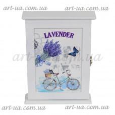 """Ключница настенная """"Lavender"""" PR324"""