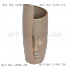 "Ваза ""Human Face"" 31 см ZG202"