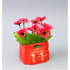 """Цветы в вазонах """"Ромашка"""" SU307"""