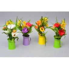 "*Цветы в вазоне ""Маки""  SU477"