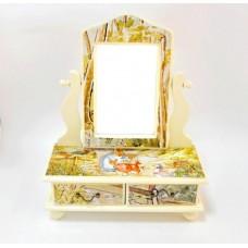 Шкатулка зеркало SZ020